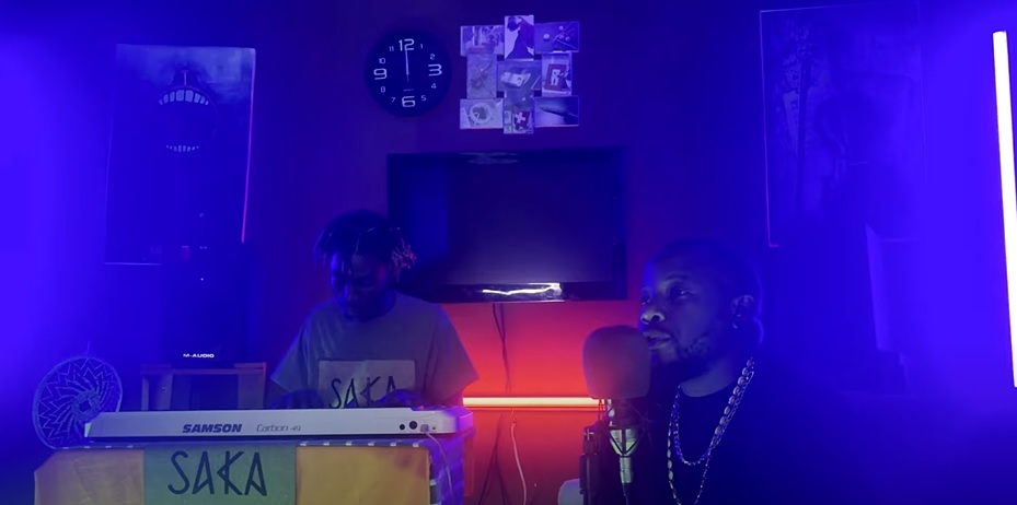 F Jay - Nibwela & Range Rover (Red Cup Session)
