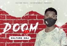 Kulture Omj - Doom Doom