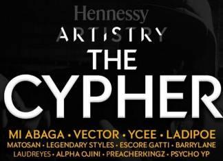 Ladipoe, MI, Vector & Ycee - Hennessy Cypher 2021: EP3