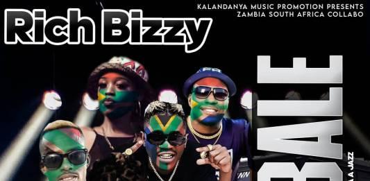 Rich Bizzy ft. Ntosh Gazi, Mapara A Jazz & Pearlysane - Pambale