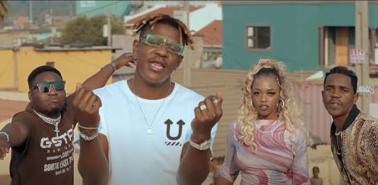 Rich Bizzy ft. Ntosh Gazi, Mapara A Jazz & Pearlysane - Pambale (Official Video)