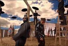 Timaya ft. Buju - Cold Outside (Official Video)