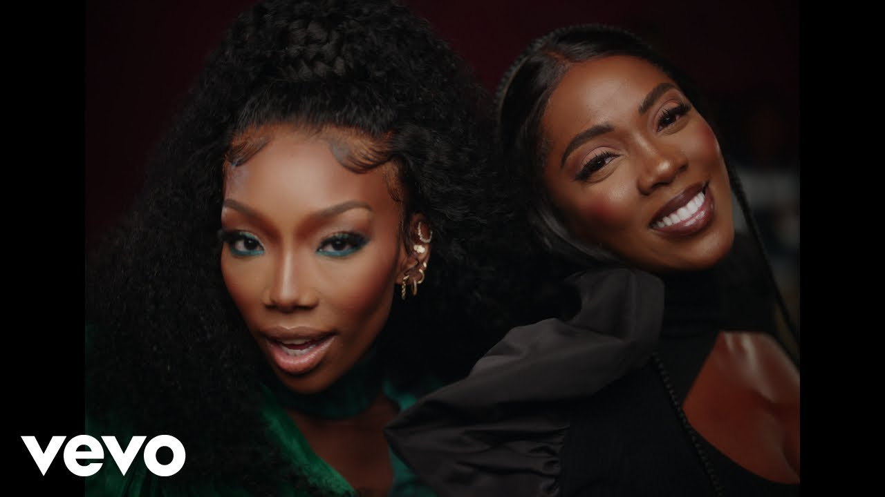 Tiwa Savage ft. Brandy - Somebody's Son (Official Video)